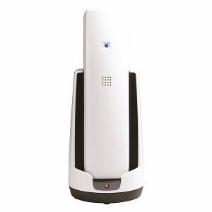 パイオニア(PIONEER) デジタルコードレス留守番電話機 ホワイト TF-FD15S-W