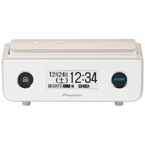 パイオニア TF-FD35S-TY 【受話子機タイプ】 デジタルコードレス留守番電話機 マロン