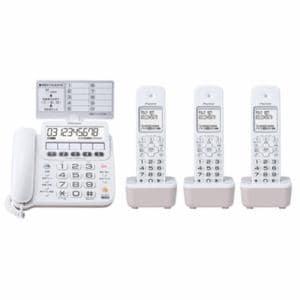 パイオニア TF-SE16T(W) コードレス留守番電話機 TF-SE16シリーズ 子機3個付き