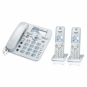 パナソニック VE-GZ32DW-S デジタルコードレス電話機 シルバー