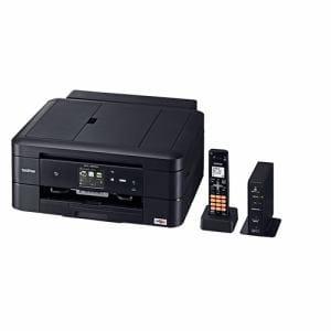 ブラザー PRIVIO BASICシリーズ A4対応 FAX複合機 (コードレス受話器1台付) ブラック MFC-J900DN
