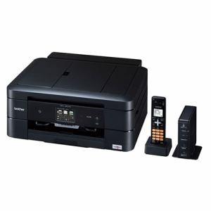 ブラザー MFC-J907DN A4対応 FAX複合機 「PRIVIO(プリビオ)」 (コードレス受話器1台付) ブラック