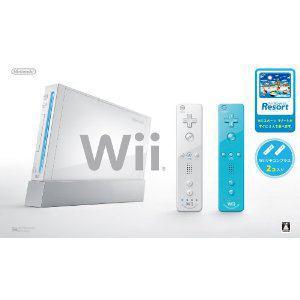 Wii本体シロ  Wii Sports Resort同梱 RVL-S-WABG