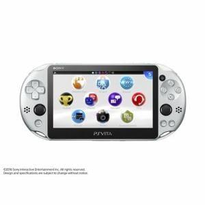 PlayStation Vita(PCH-2000シリーズ) Wi-Fiモデル シルバー PCH-2000ZA25