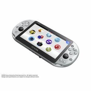PlayStation Vita(PCH-2000シリーズ) Wi-Fiモデル シルバー