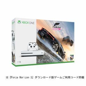 日本マイクロソフト XboxOne S 1TB (Forza Horizon3同梱版) 234-00120