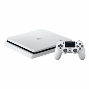 PlayStation4 グレイシャー・ホワイト 500GB CUH-2100AB02