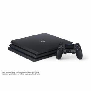 PlayStation4 Pro ジェット・ブラック 1TB CUH-7100BB01