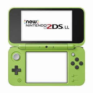 MINECRAFT Newニンテンドー2DS LL CREEPER EDITION JAN-S-MBDG