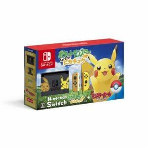 【キャンペーンクーポン付】Nintendo Switch ポケットモンスター Let's Go! ピカチュウセット(モンスターボール Plus付き) HAC-S-KFAGA