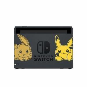 【キャンペーンクーポン付】Nintendo Switch ポケットモンスター Let´s Go! イーブイセット(モンスターボール Plus付き) HAC-S-KFAGB