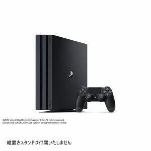 PlayStation4 Pro ジェット・ブラック 1TB CUH-7200BB01