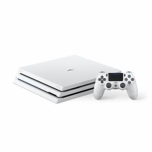 PlayStation4 Pro グレイシャー・ホワイト 1TB CUH-7200BB02