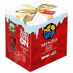 NEOGEO mini クリスマス限定版 FM1J2X1810