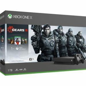 【発売日翌日以降出荷】Xbox One X (Gears 5 同梱版) CYV-00336