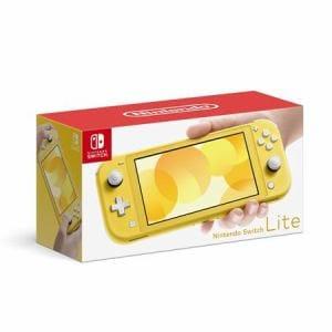 【発売日翌日以降お届け】Nintendo Switch Lite イエロー HDH-S-YAZAA