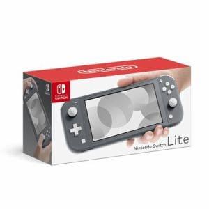 【発売日翌日以降お届け】Nintendo Switch Lite グレー HDH-S-GAZAA