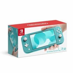 【発売日翌日以降お届け】Nintendo Switch Lite ターコイズ HDH-S-BAZAA