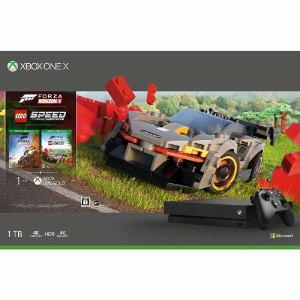 Xbox One X (Forza Horizon 4 / Forza Horizon 4 LEGO(R) Speed Champions 同梱版) CYV-00474