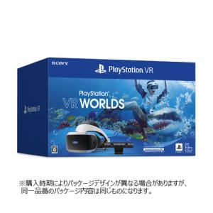 "PlayStation(R)VR ""PlayStation(R)VR WORLDS"" 特典封入版 CUHJ-16012"