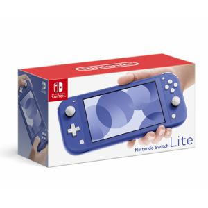 Nintendo Switch Lite ブルー HDH-S-BBZAA