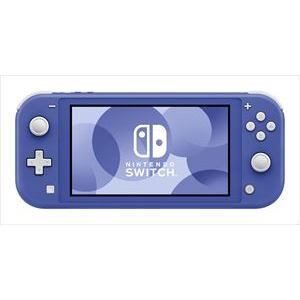 【発売日翌日以降出荷】Nintendo Switch Lite ブルー HDH-S-BBZAA