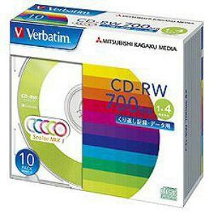 三菱ケミカルメディア SW80QM10V1 CD-R・RW