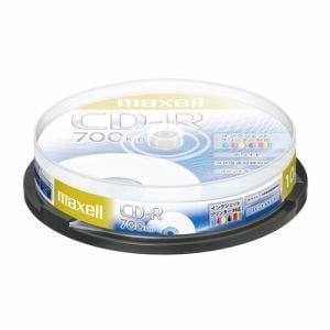 マクセル(Maxell) CDR700SPNW10SP データ用CD-R ホワイトレーベルディスク 2-48倍 700MB 10枚 スピンドルケース