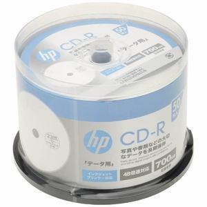 ヒューレットパッカード CDR80CHPW50PA データ用700MB 48倍速対応CD-R 50枚パック