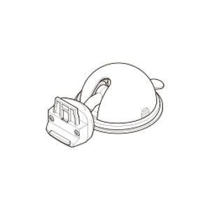 ユピテル 吸着盤クレードルキット OP-CU100KIT