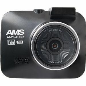 AMS(アムス) AMS-D102 ドライブレコーダー 2.4インチ 200万画素
