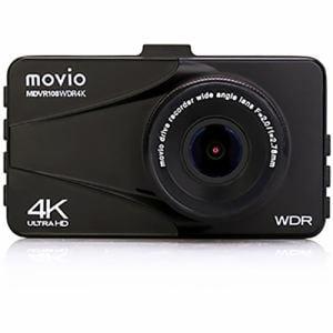 ナガオカ MDVR108WDR4K 高画質4K Ultra HD WDRドライブレコーダー