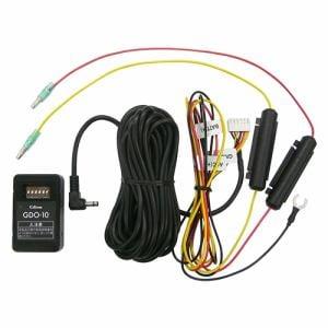 セルスター GDO-10 ドライブレコーダー専用電源コード