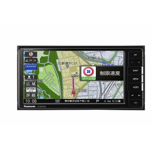 パナソニック CN-RE05WD カーナビ ストラーダ CN-RE05WD フルセグ/VICS WIDE/SD/CD/DVD/USB/Bluetooth 7V型ワイド