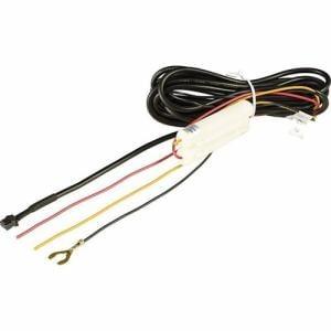 コムテック HDROP-14 駐車監視・直結配線コード 4m
