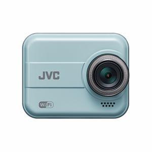 JVCケンウッド GC-DR20-A ドライブレコーダー ブルー