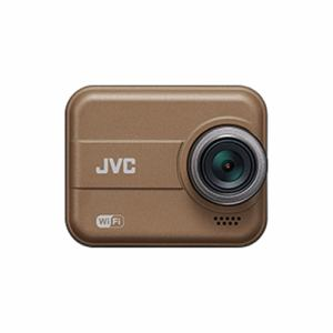 JVCケンウッド GC-DR20-T ドライブレコーダー ブラウン