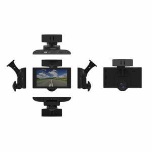 慶洋エンジニアリング ANR077 GPS内蔵360度ドライブレコーダー