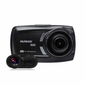 PAPAGO GSS36G-32G ドライブレコーダー Go Safe S36G 一体型 Full HD 200万画素