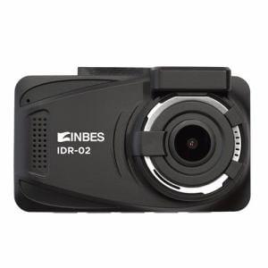 INBES IDR02 フルハイビジョンドライブレコーダー 前方1カメラ
