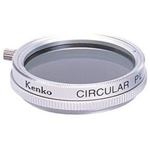 ケンコー 37SCPLDC デジタルカメラ用フィルター サーキュラーPL 37mm シルバー枠