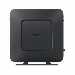 バッファロー WSR-1166DHP3-BK 無線LAN親機 11ac/n/a/g/b 866+300Mbps エアステーション QRsetup ハイパワー Giga Wi-Fiリモコン ブラック