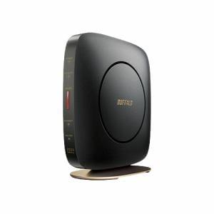 バッファロー WSR-2533DHP2-CB QRsetup エアステーション 11ac/n/a/g/b 1733+800Mbps 無線LAN親機 クールブラック