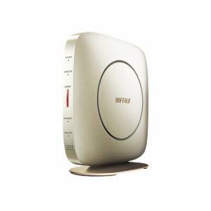 バッファロー WSR-2533DHP2-CG QRsetup エアステーション 11ac/n/a/g/b 1733+800Mbps 無線LAN親機 シャンパンゴールド