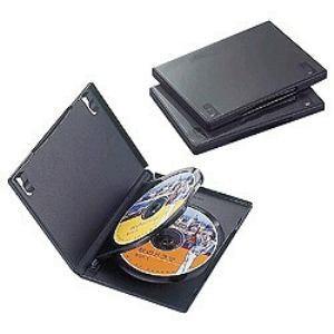 エレコム CD・ROMケース CCDDVD07