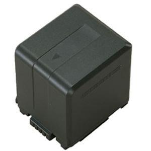 パナソニック ビデオカメラバッテリー VW-VBG260-K