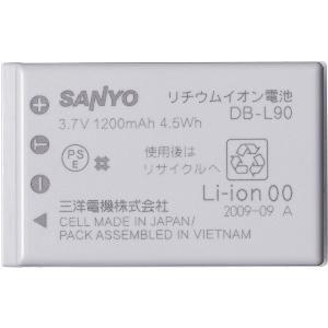 サンヨー バッテリー DBL90