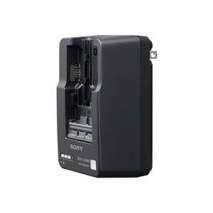 ソニー ビデオカメラバッテリーチャージャー BC-QM1