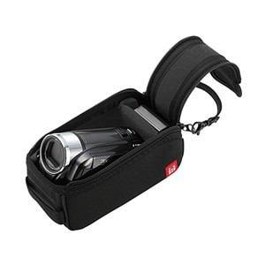 エレコム デジタルビデオカメラケース ブラック DVB-018BK
