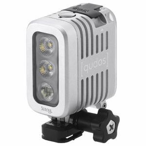 Knog(ノグ) AKGQDL-SV GoPro QUDOS アクションライト シルバー